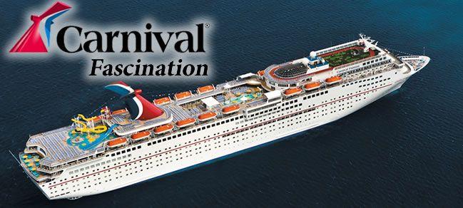 carnival fascination deck plans photos reviews carnival rh pinterest com