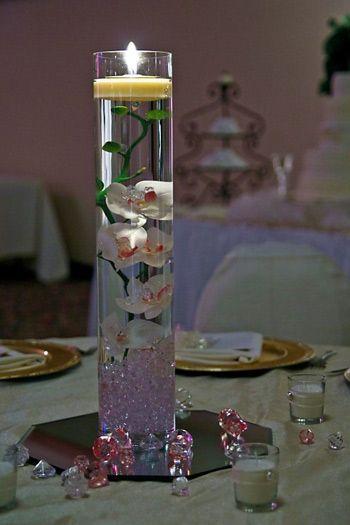 centerpieces wedding centerpieces 60th birthday party y table rh pinterest es