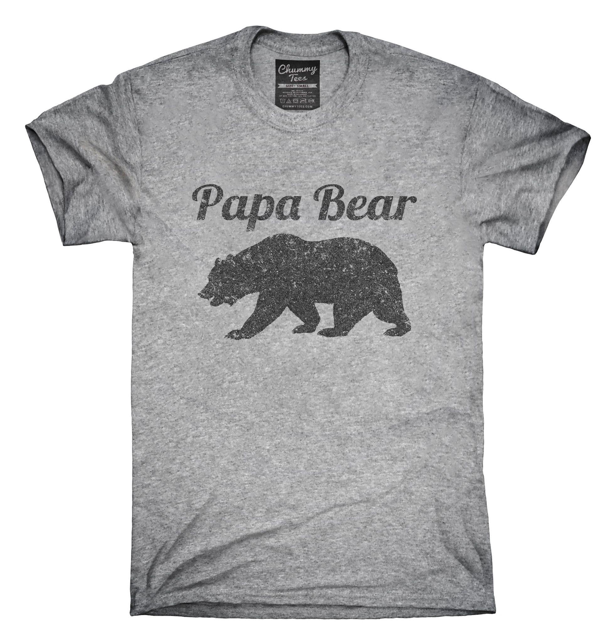 Papa Bear Unisex Tank, Papa Bear Tank, Papa Bear, Bear Family, Father's Day Gift, New Dad Gift