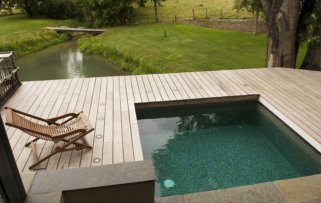 mini piscine mini piscine around home outdoor arrangements pinterest. Black Bedroom Furniture Sets. Home Design Ideas