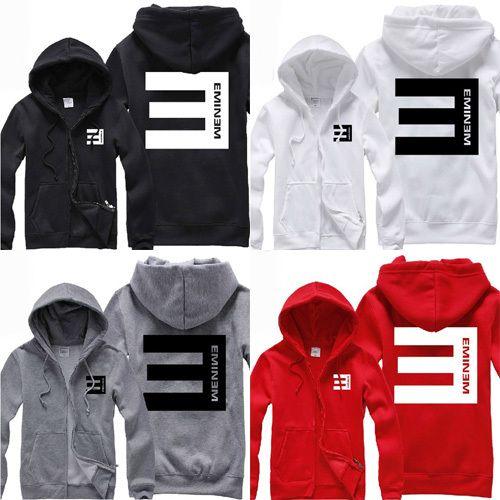 Eminem Rap Hip Hop Hoodie Pullover Unisex Sweatshirt
