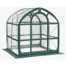 portable greenhouse $194.99 shipped I wonder how well this works and holds up!