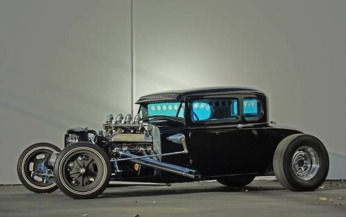 5window w/rare nail-head Buick power!   Hot Rods/Street Rods   Hot