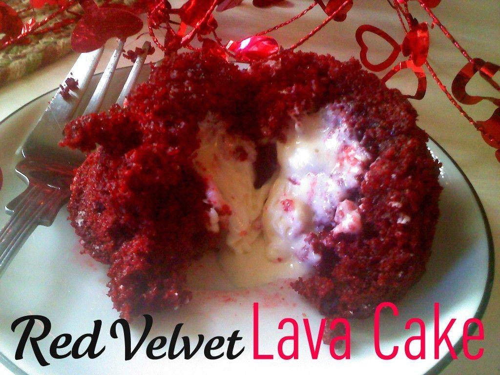 Red Velvet Lava Cake! | Oh Bite It