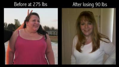 Tiffany mccoy weight loss picture 9
