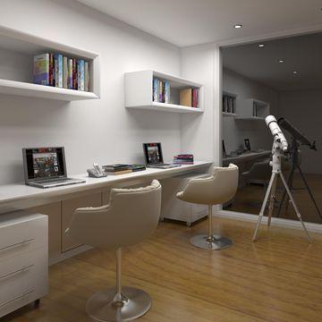 Home Office Decoração, Fotos, Dicas e Ideias Viva