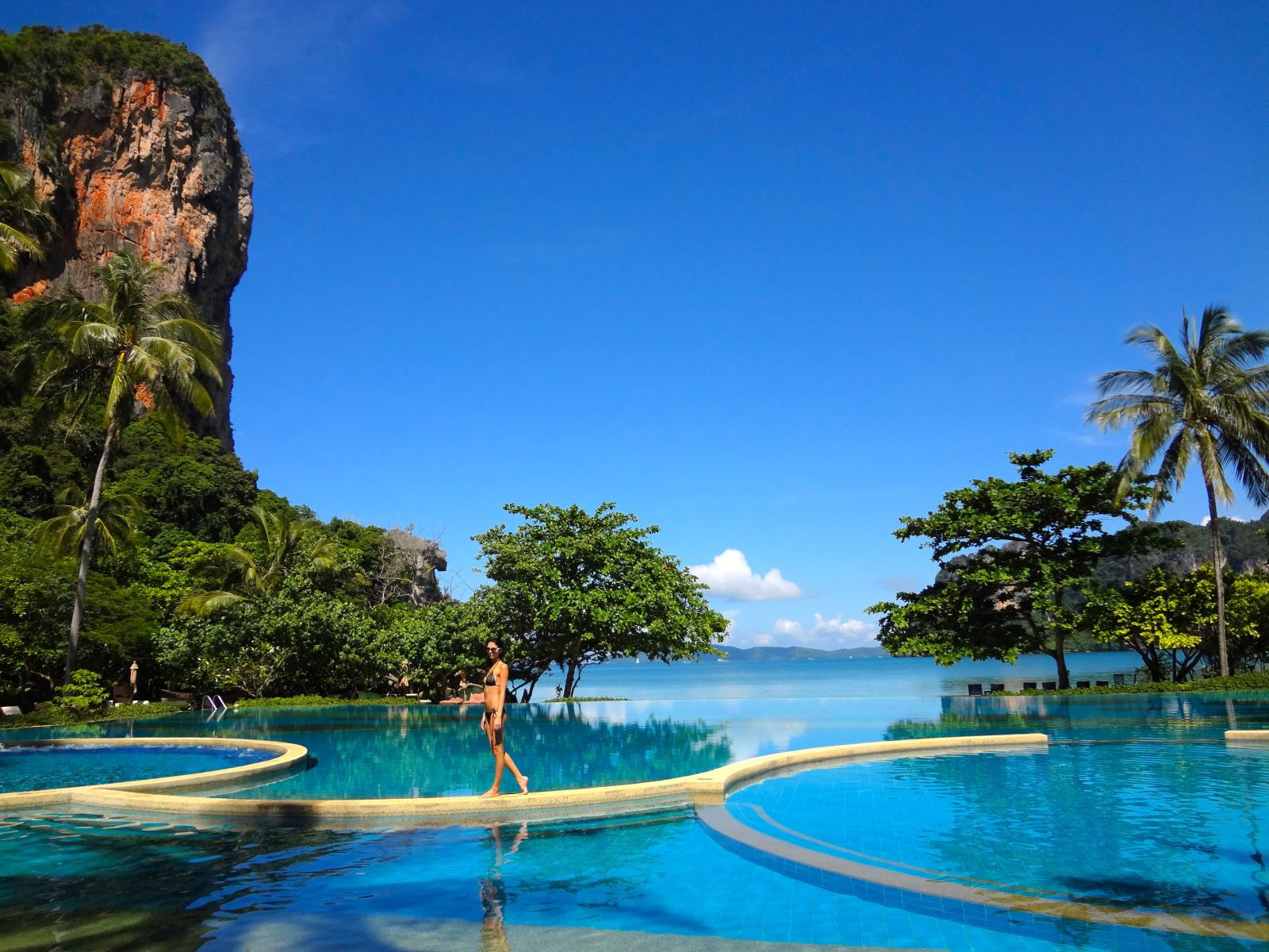 Top 5 Honeymoon Spots In Thailand Pictured Here Is Rayavadee Resort At Railay Beach Krabi Read More On The Blog From Tourism Authority Of