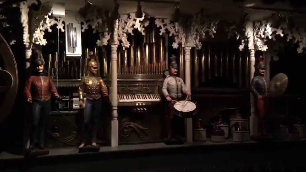 House on the rock music machines u carousel youtube house on the
