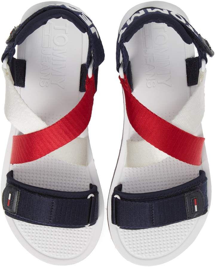 New Womens Teva Original Universal Mykonos Blue Sport Beach Trail Water Sandal