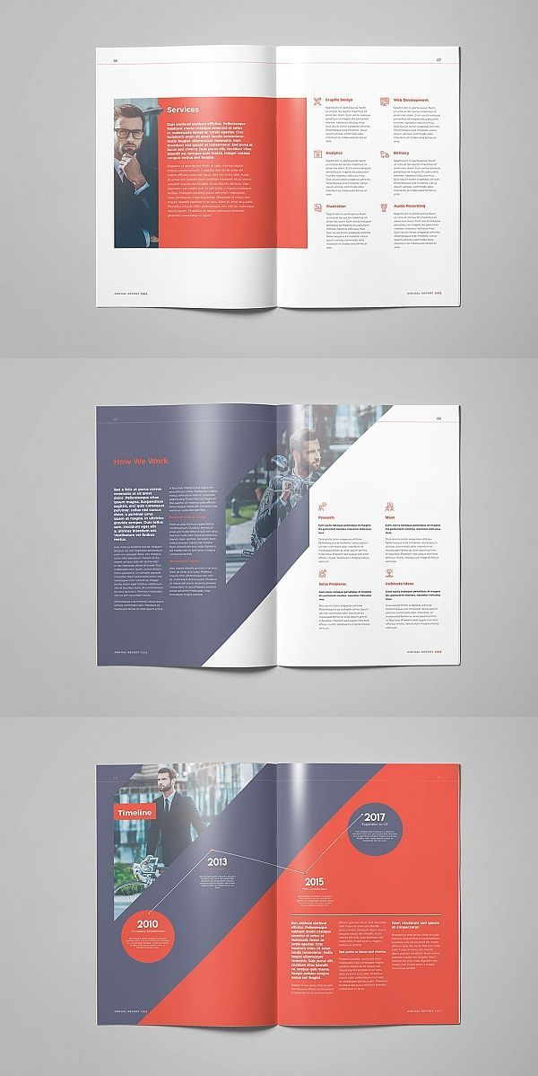annual report template brochure template indesign. Black Bedroom Furniture Sets. Home Design Ideas