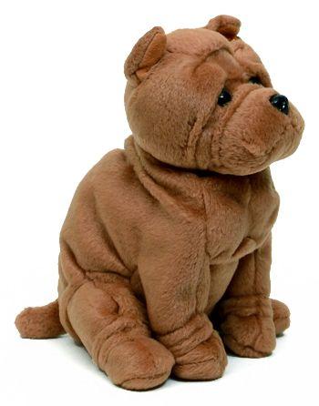 ac254baa4bc Crinkles - dog - Ty Beanie Babies