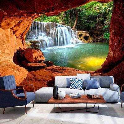 Details zu Fototapete Landschaft Vlies Tapete Natur Wandbilder xxl - fototapete für schlafzimmer