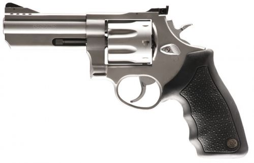 An incredible 8 shots of .357 Magnum in a large frame wheelgun. Hand ...