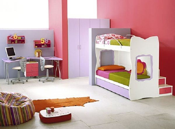 Wonderful Affordable Modern Twin Beds For Kids