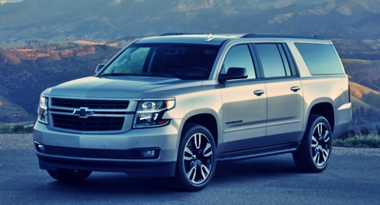 2021 Chevy Suburban Release Date Price