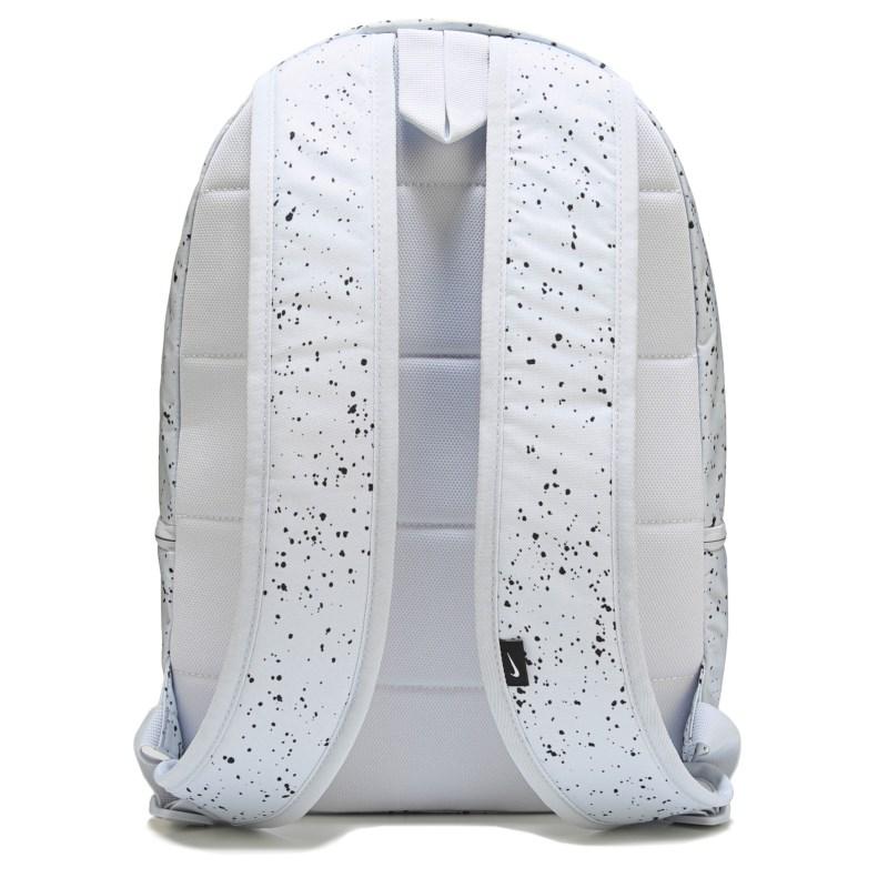 Nike Nike Heritage Backpack Accessories (Pure Platinum Black) 35bd553f704fa