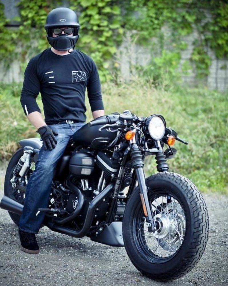 Unknown Please Dm For Credit Follow Sportstermafia For More Helmet Harley Davidson Sportster Sportster Harley Davidson