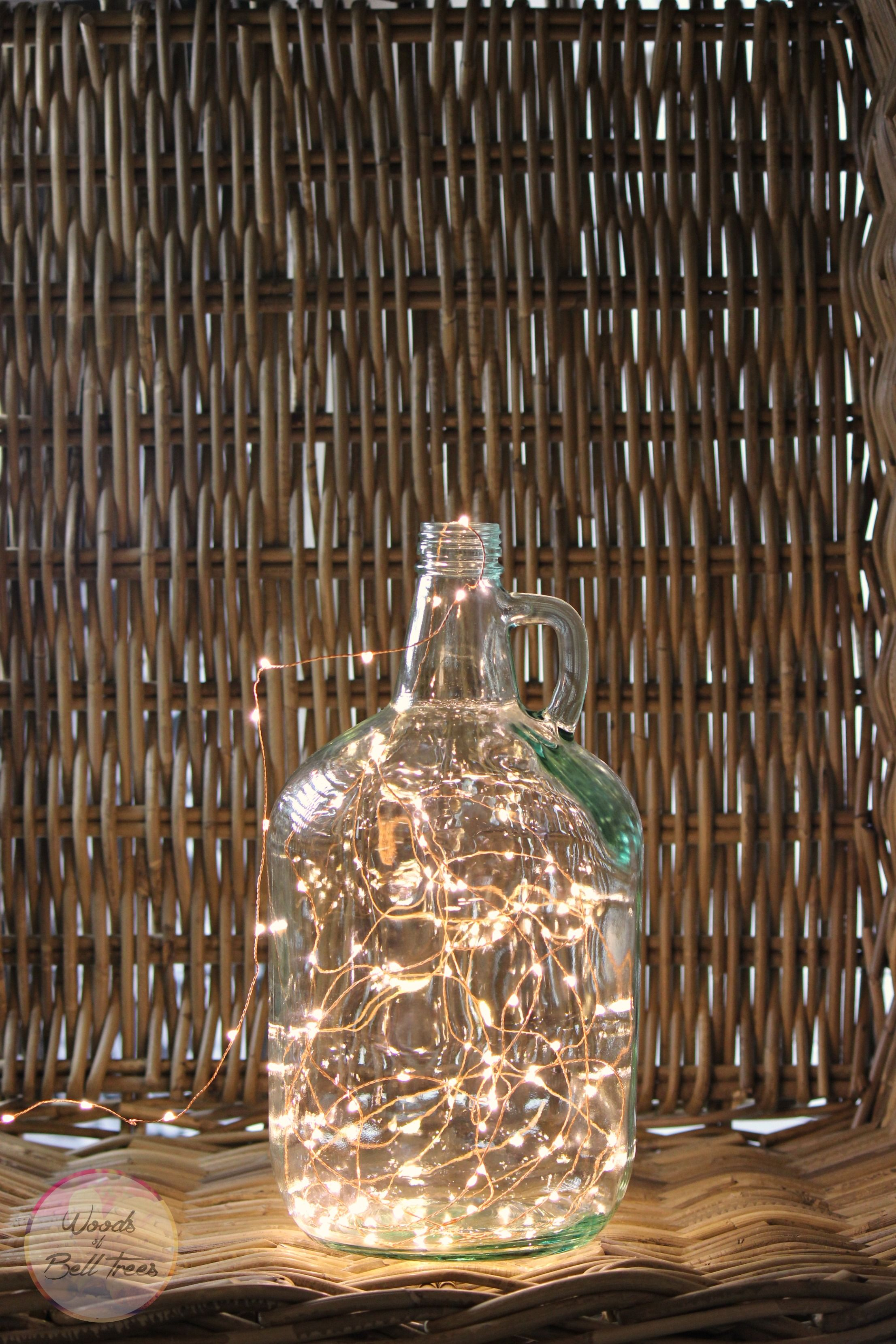 Make your very own growler lamp with
