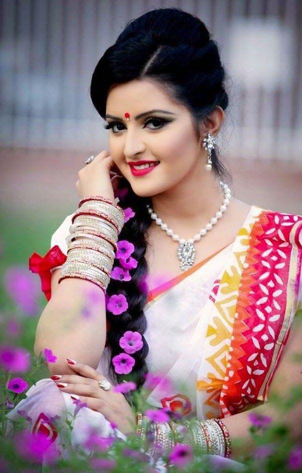 Bangladeshi girls in saree | BANGLADESH in 2019 | Pori ...
