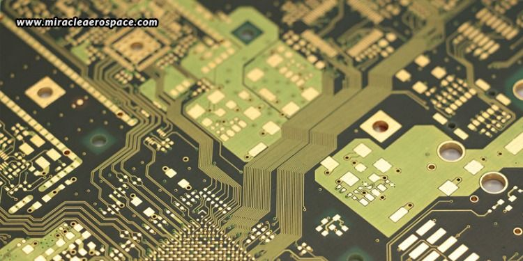 How To Design An Efficient Hdi Pcb Miracle Aerospace Design Contract Manufacturer Efficiency