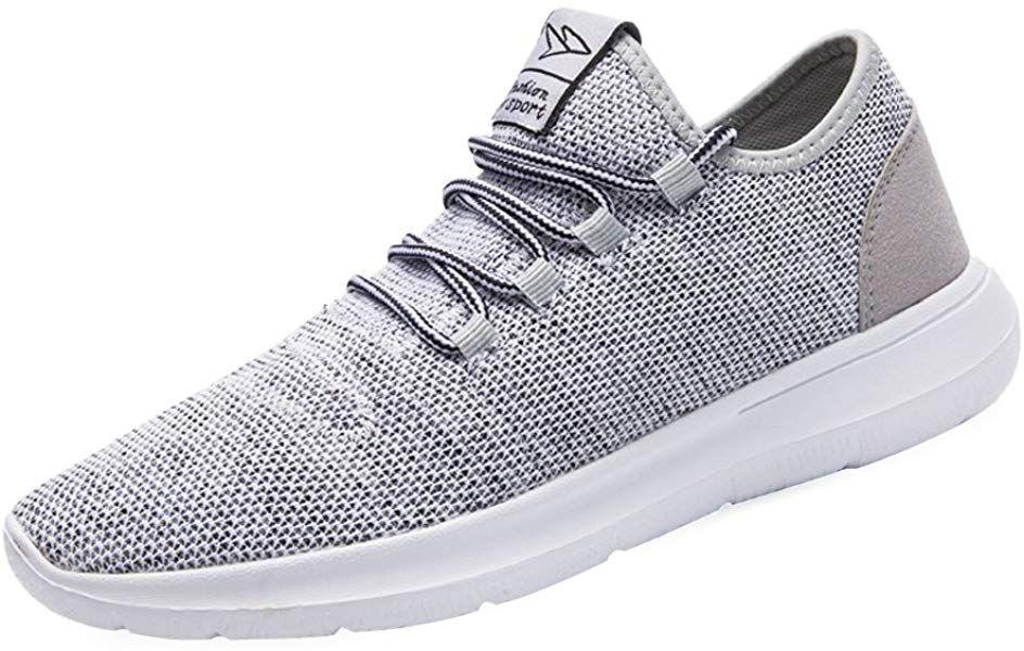 d8aaa1a9631de Amazon.com | keezmz Men's Running Shoes Fashion Breathable Sneakers ...