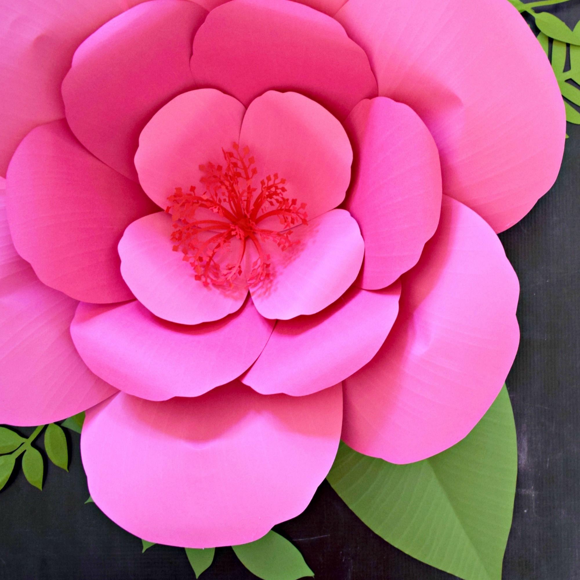 Handmade Flower Tutorials 37 Inspiring Flower Projects Pinterest