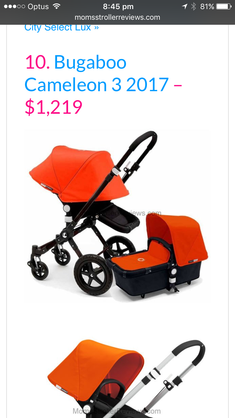 Pin by Laura Rancie on Baby 3 Bugaboo cameleon, Bugaboo