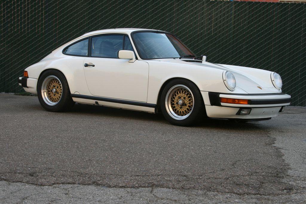 Fs Complete Set Of Restored Gold Bbs Mahle 16 Wheels Free Shipping Porsche 911 Classic Porsche Porsche