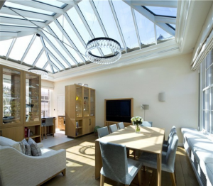 1 Cornwall Terrace Mews in London - kitchen dining.PNG