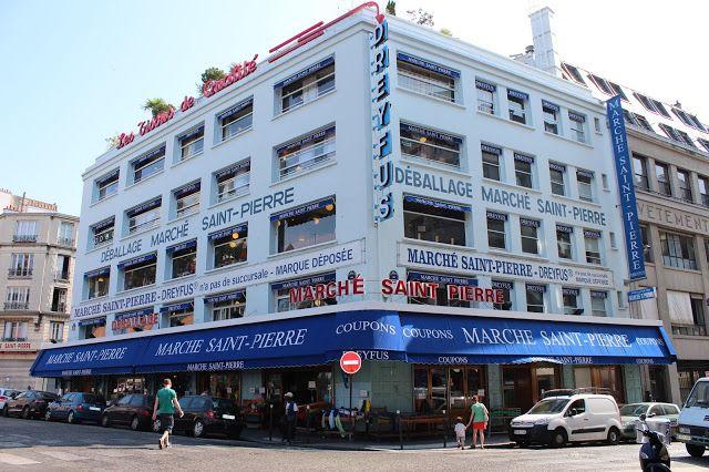 2 rue Charles Nodier, 75018 Paris Fabric paradise