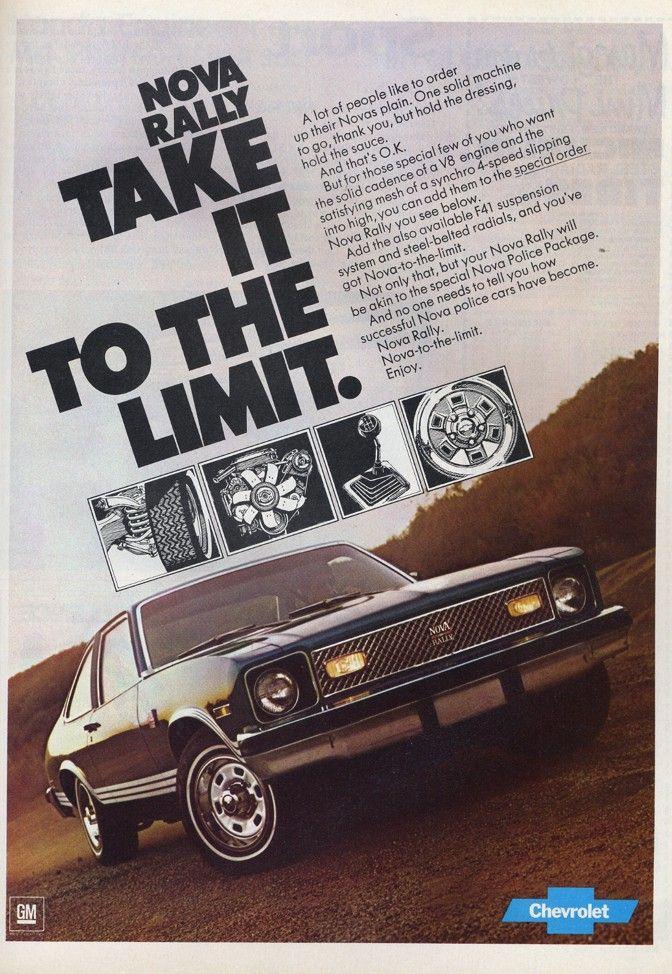 1977 Chevrolet Nova Rally