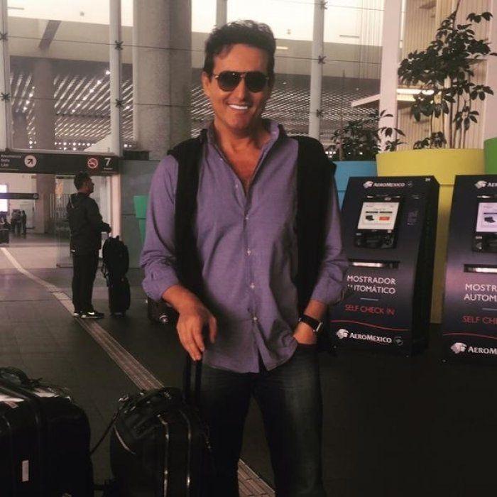 Carlos Marín, de Il Divo, desea actuar de nuevo en telenovela mexicana