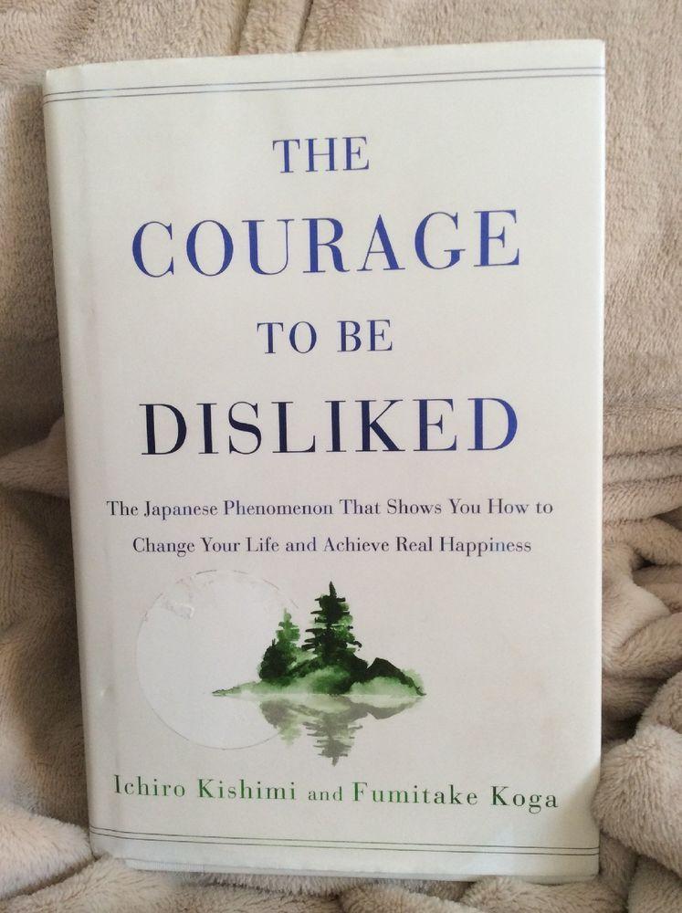 Courage to be disliked japanese phenom on change ichiro