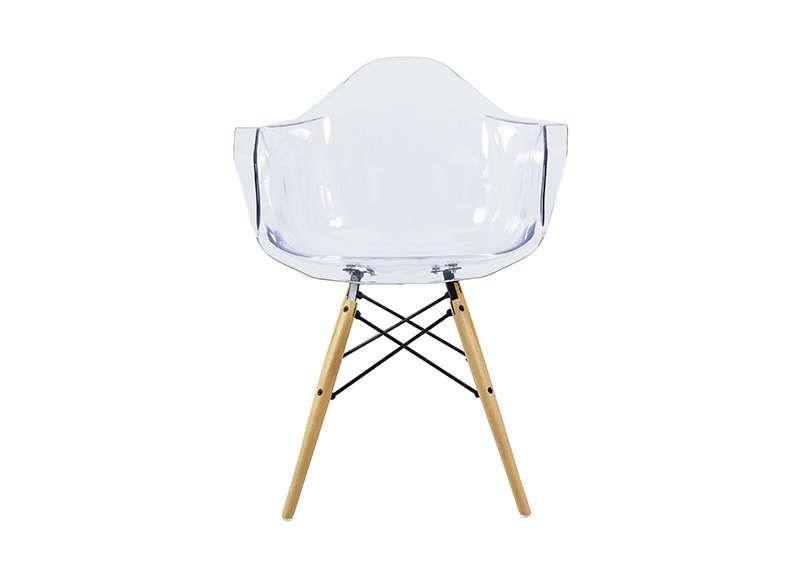 Chaise En Polycarbonate Transparent KENNEDY F