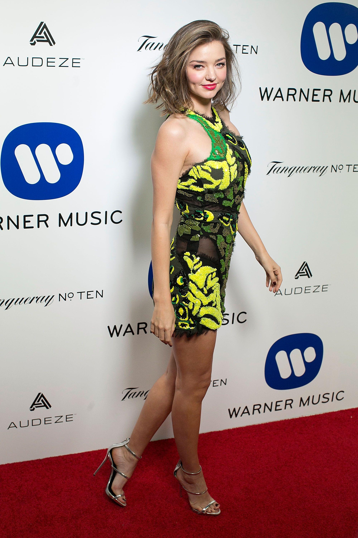 Miranda Kerr  - ELLE.com
