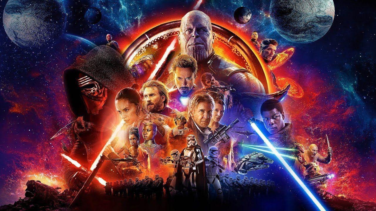 Star Wars Vs Avengers Epic Music Epic Orchestration Youtube Star Wars Epic Star Wars Theme