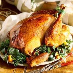 New Year's Turkey Recipe | MyRecipes.com