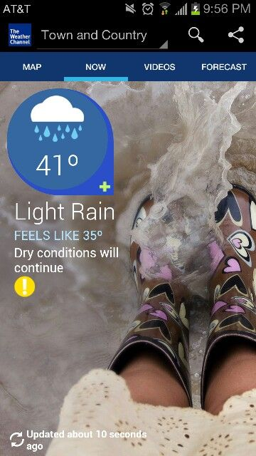 Lol from my weather app  | Crude humor | Weather channel app