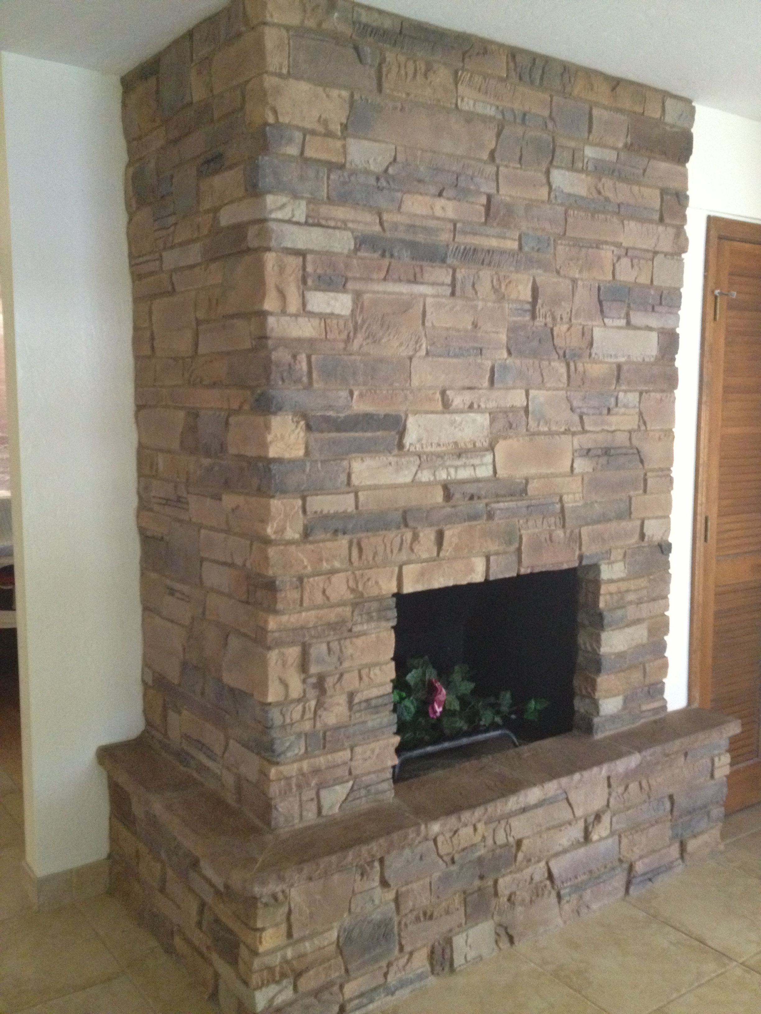 facade back face the design new removeable blog fireplace creative faux gorgeous panels stone of