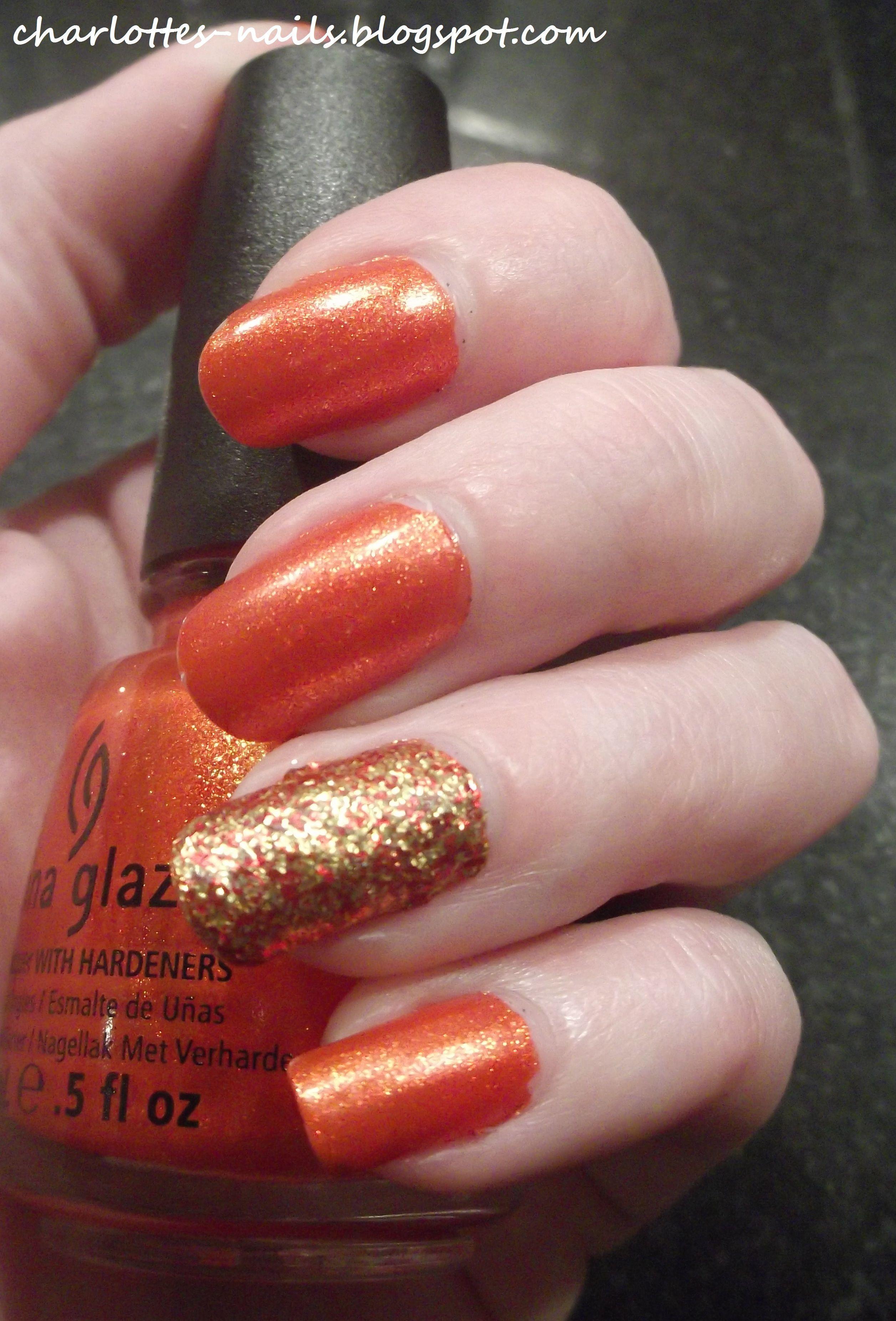 China glaze riveting electrify my nails nails love nails