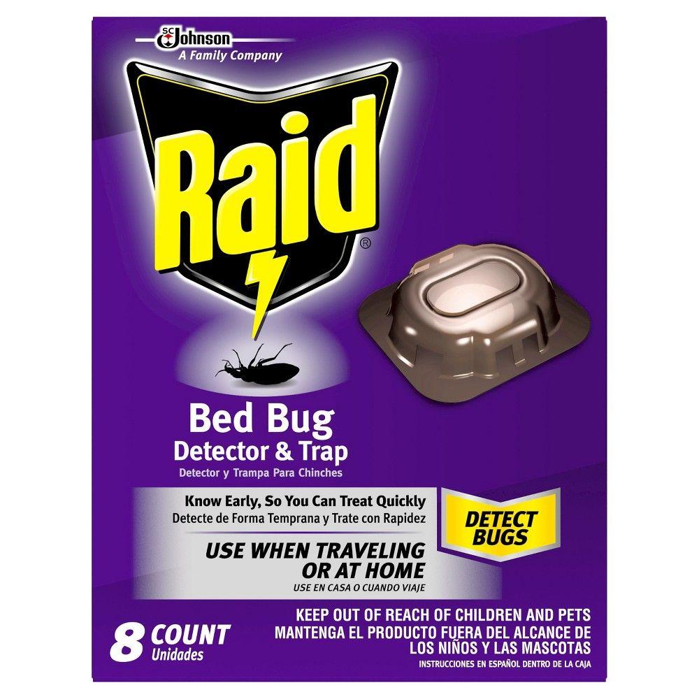 Raid bed bug detector u trap ct importante pinterest