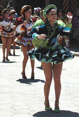 Mas Fotos del Carnaval de Oruro 2009  132d39d82452