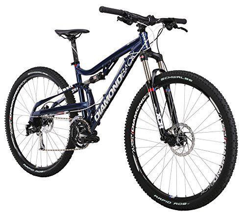 Diamondback Bicycles 2015 Recoil Comp Full Suspension Complete Mountain Bike 20 Inch Large B Diamondback Bicycles Mountain Bikes For Sale Best Mountain Bikes