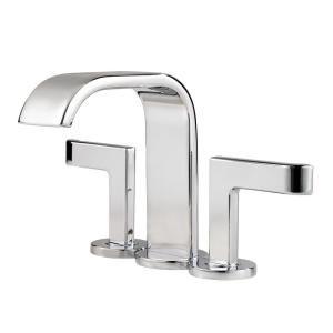 Pfister Skye 4 in. Minispread 2-Handle Bathroom Faucet in Polished ...