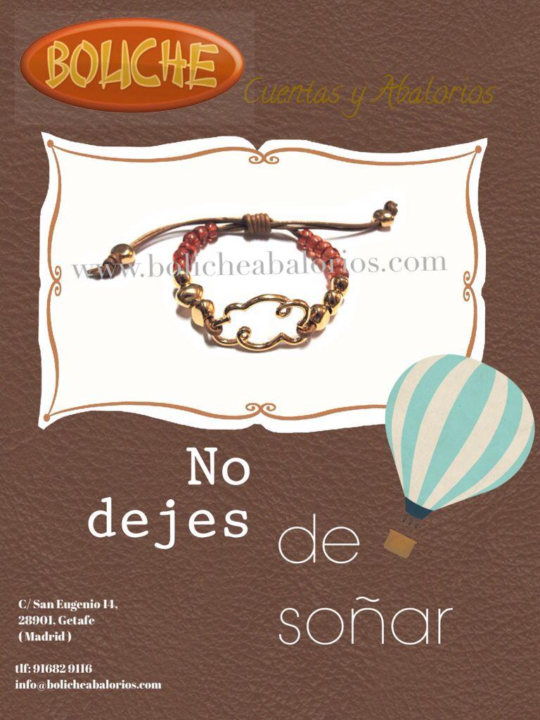 #nube, #estrella, #sol, #pulserasconmensaje www.bolicheabalorios.com
