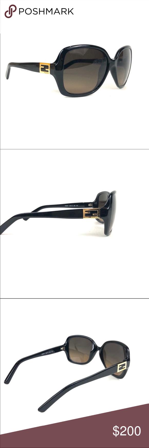 ba9c70f2aa NWT Black Fendi sunglasses NWT Fendi Black Sunglasses Style FS 5227 Black  Come with box paperwork and case Fendi Accessories Sunglasses