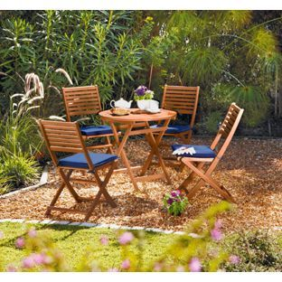 Buy Newbury 4 Seater Patio Set At Argos Co Uk Your Online Shop For Garden Table And Chair Sets Wooden Patios Patio Set Outdoor Garden Furniture
