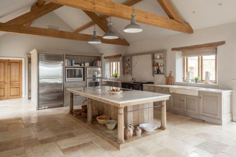 cocina estilo rústico | Interiores para cocina | Pinterest | Estilo ...
