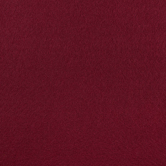 Acrylic Felt By The Yard Burgundy 72 Wide X 1 Yd Long X 1 16 Thick Carpet Tiles Fabric Decor Fabric
