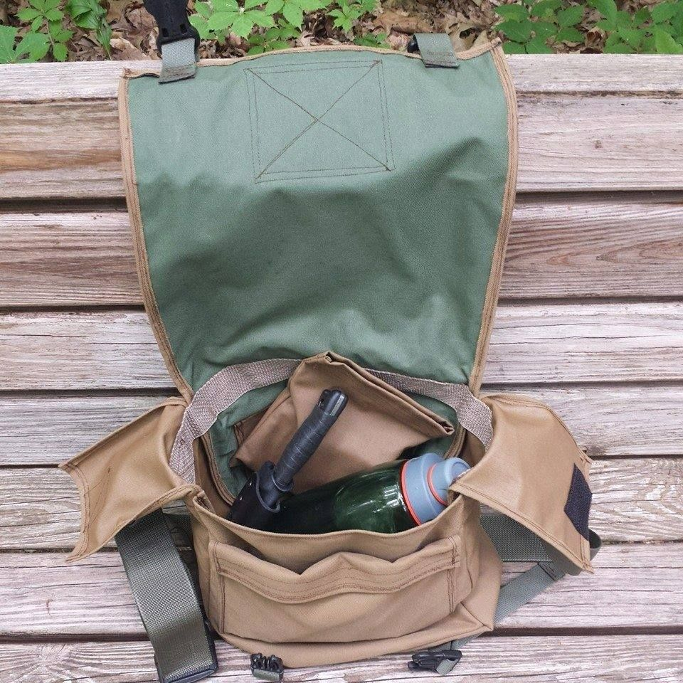 The Haversack - The Hidden Woodsmen The Hidden Woodsmen - Made in USA